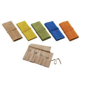 Shear Roll Leather Case