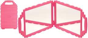 YS Park Golden Balance Mirror - Pink