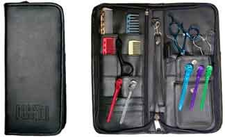 Passion Vinyl Zipper Case / Organizer