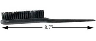 Black Carbon Tiger Brush 540