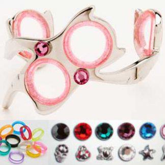 Scissor Charm Bracelet