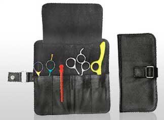 Leather 2 Shear Case