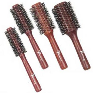 Turbo Power Boar Bristle Reinforced with Nylon Brushes