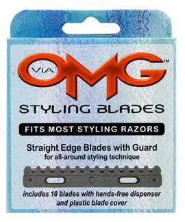 VIA OMG Styling Blades 3 PAK