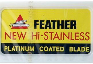 Feather Double Edge Razor Blades (10pk)