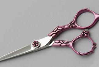 """Mirage Orchid Shear 6"""""""