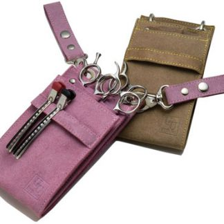 Waist Small Bag Suede