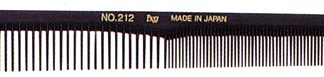 BW Carbon Slant Comb - Order Qty 6