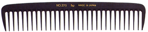 BW Carbon Tangle Comb - Order Qty 6
