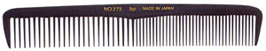BW Carbon Styling Comb - Order Qty 6