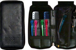 Passion Leather Zipper Case