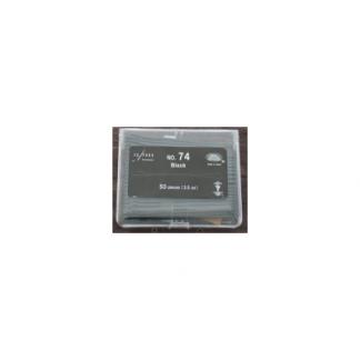 Y.S. Park Pro Pins 74 (Black) Lrge Quantity