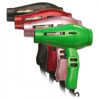 Turbo Power 330 Twinturbo 3800 Ionic & Ceramic Hair Dryer-0