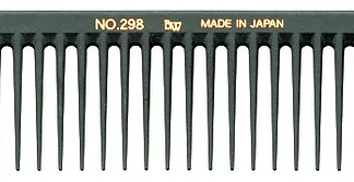 BW Carbon Comb 298 -Black