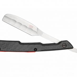 Carbon Fiber Folding Razor